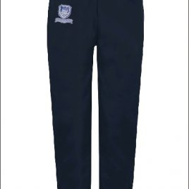 Embroidered Jogging Bottoms