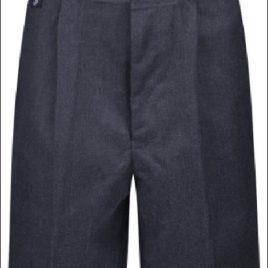 Boys Shorts Grey