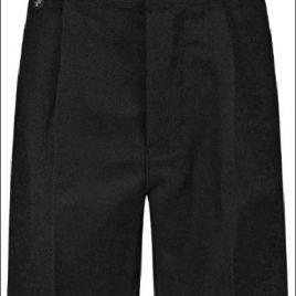 Boys Shorts Black