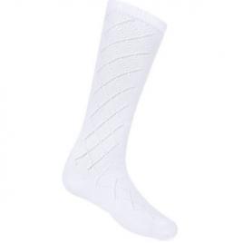 Pelerine Knee High Socks White Pack of 2